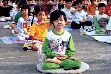 Упражнения Фалуньгун