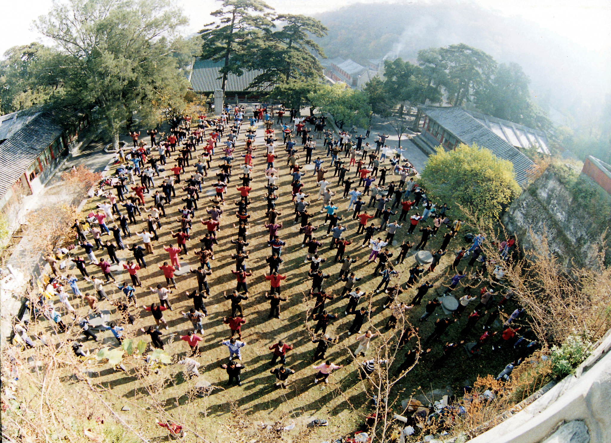 Популярность Фалунь Дафа в Китае и её последствия